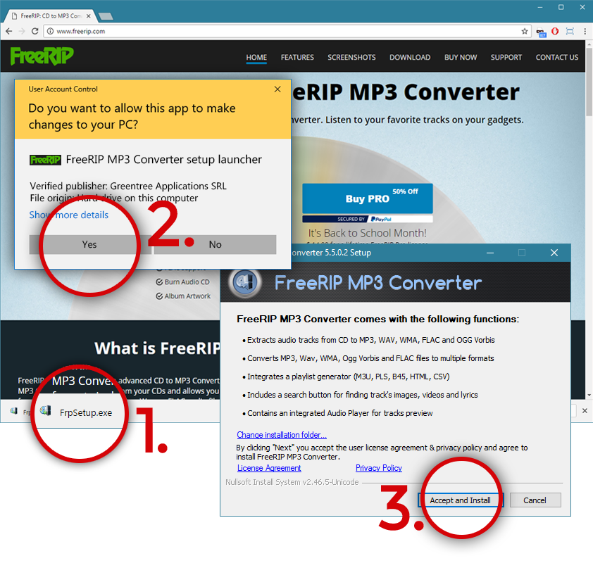 mp3 converter exe file download