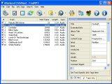 FreeRIP бесплатный аудио конвертер CD дисков.