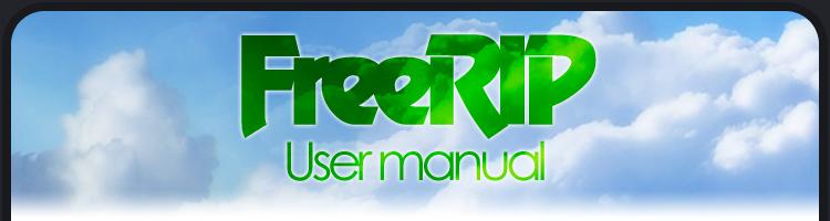 FreeRIP: CD to MP3 Converter, Audio Converter, Converter MP3